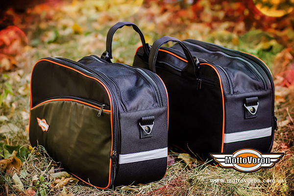 MottoVoron - Боковые текстильные кофры для мотоцикла MottoVoron ... 6ac4b54bb3e